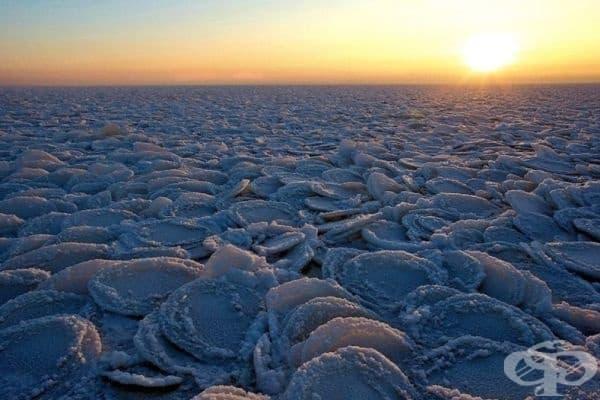 Ледени палачинки.