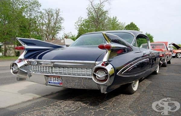 1959 Cadillac Fleetwood 60 Special.