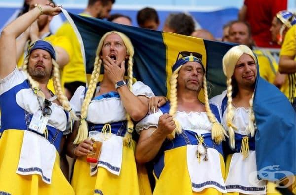 Най-впечатляващите фенове от Световното първенство по футбол в Русия