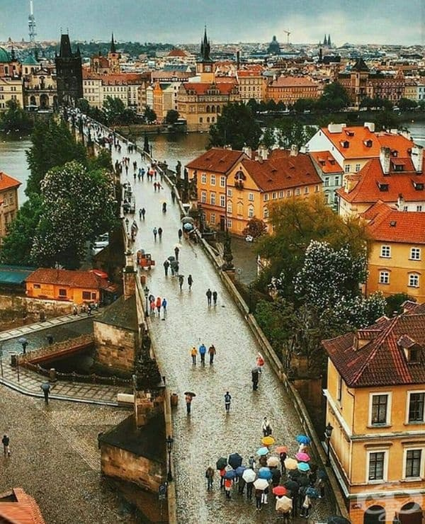 Прага, Чешка Република