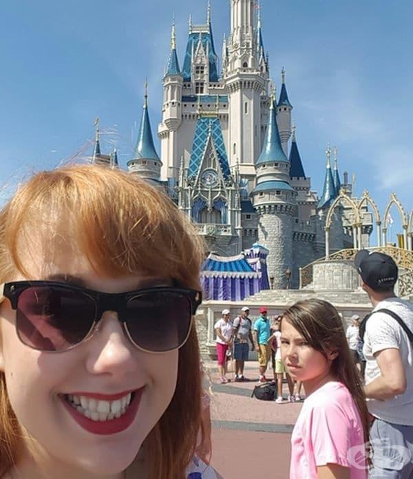 Не всеки иска да има селфи на фона на замъка на Пепеляшка.