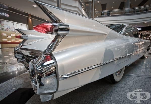 1959 Cadillac Series 62 купе.