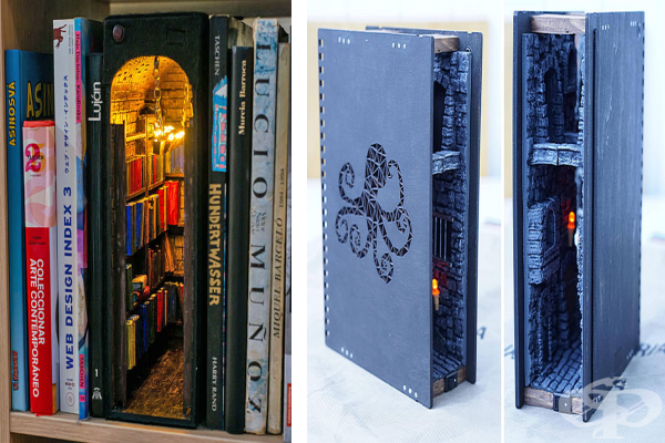 25 диограми на книги, които ще ви отведат във вълшебни светове - изображение