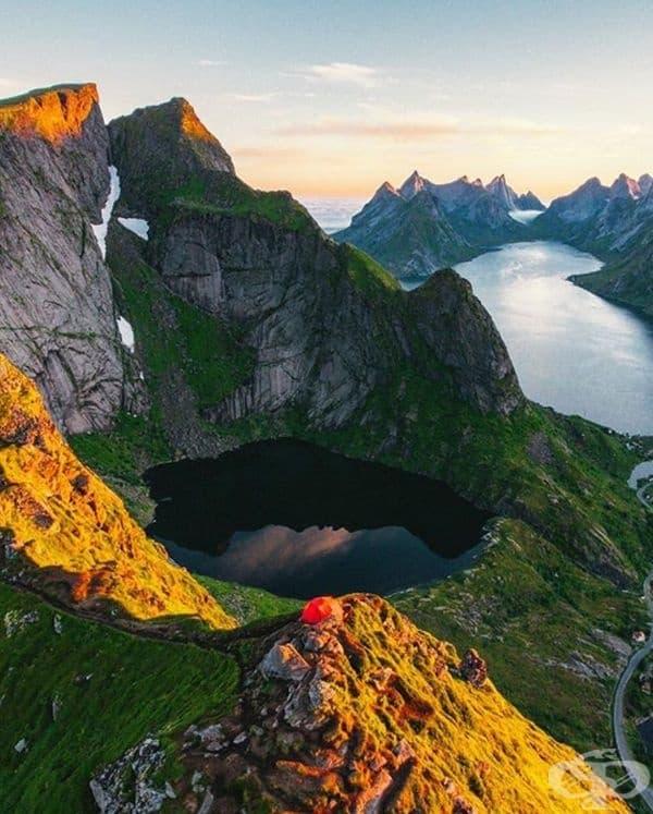 Лофотенски острови, Норвегия