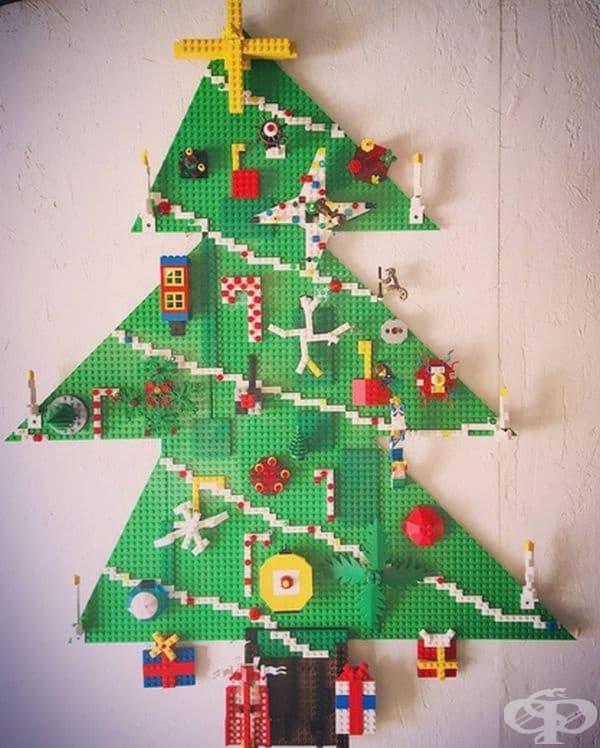 LEG - Коледно дърво.