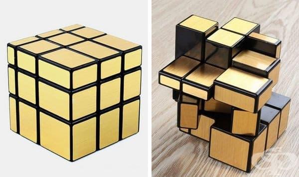 За хора, които биха искали да се справят с уменията си за решаване на проблеми на следващото ниво, тук е кубът на Рубик, който може да ви накара да се объркате.