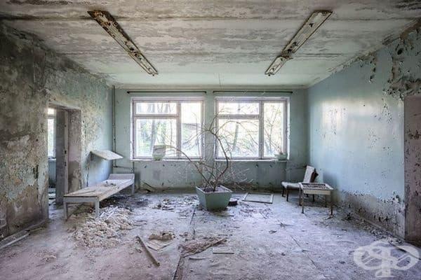 Болница в Украйна.