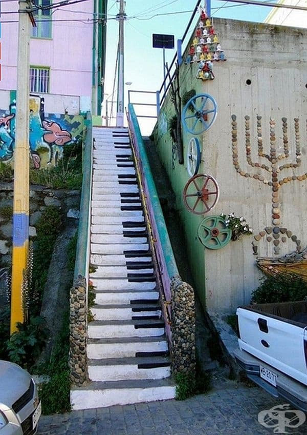 Валпараисо, Чили