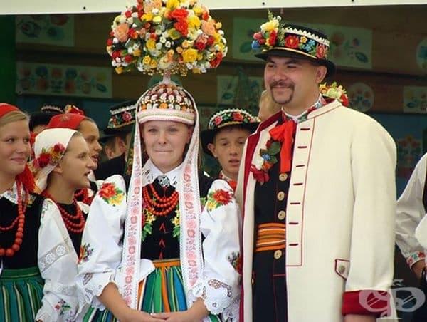Полска сватба от района на Лошич