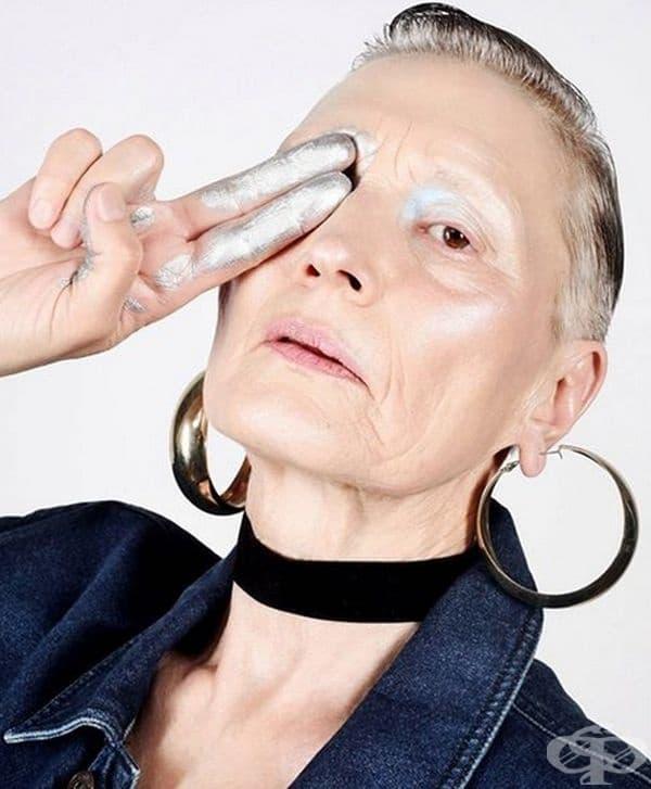 Людмила Брахкина, 63 години.