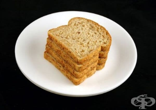 Пълнозърнест хляб (90 гр)
