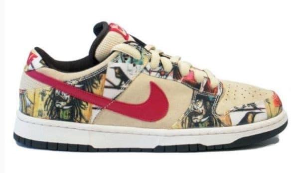 Nike Dunk SB Low Paris (2002) - 13 791.12 $