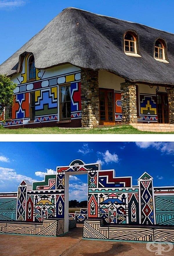 Южноафриканска архитектура