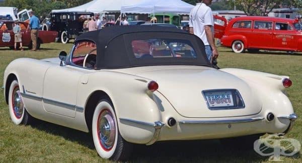 1953 Corvette.