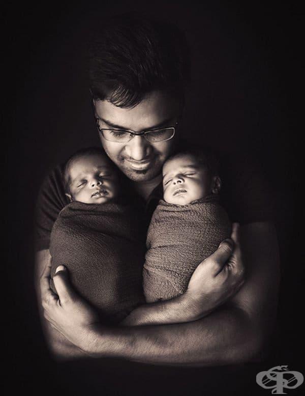 20 снимки, предаващи специалните отношения между бащите и техните деца