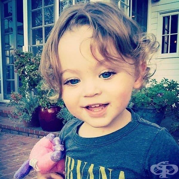 Бодхи Рансъм Грийн, син на Меган Фокс и Браян Остин Грийн.