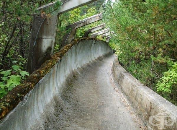 Тунел на екстремни преживявания.