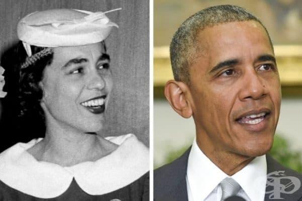 """""""Баба ми, бяла еврейка, прилича на Барак Обама"""". 1962 г."""