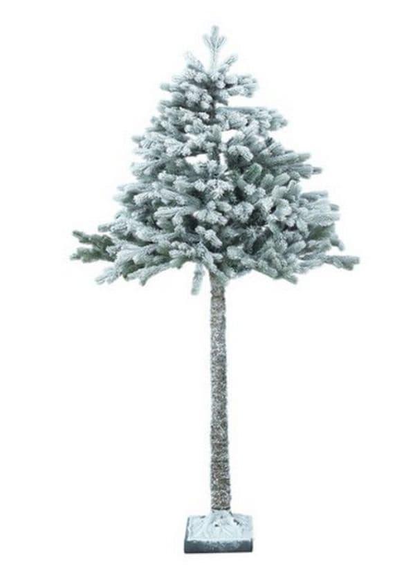 Тези, които предпочитат заснежено коледно дърво, ще трябва да предвидят малко повече средства – 47 долара. Според много хора мирът в къщата е по-важен.