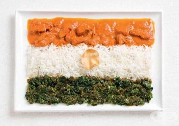 Индия: къри, ориз, пападам