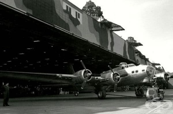 """Всъщност в този град няма нищо реално. Той е построен през 1944 г. на покрива на завод """"Боинг 2"""", за да го скрие от японските въздушни атаки."""