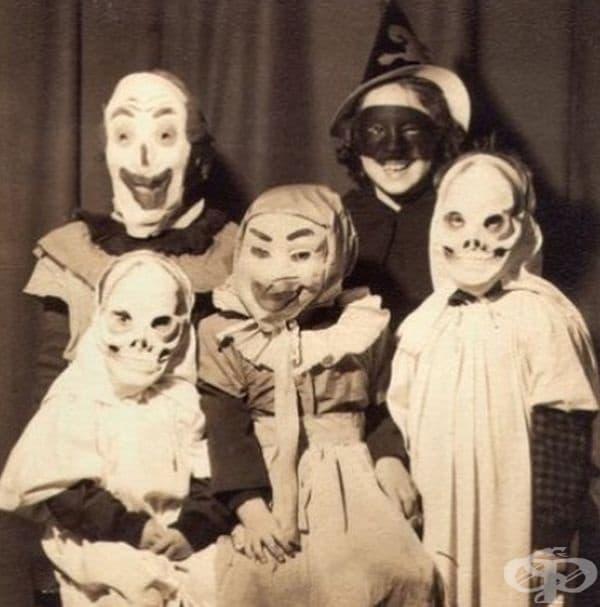 Красива групова снимка.