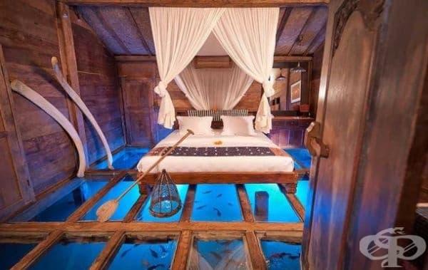 The Glass Floor Udang House, Бали, Индонезия