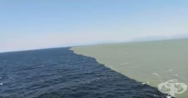 Тук се срещат Тихият и Атлантическият океани.