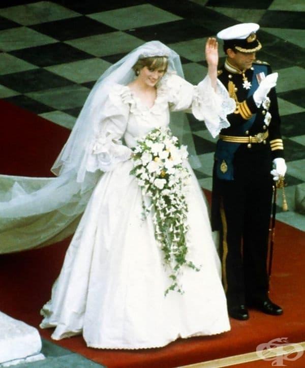 Лейди Даяна, принцеса на Уелс, 1981 г.