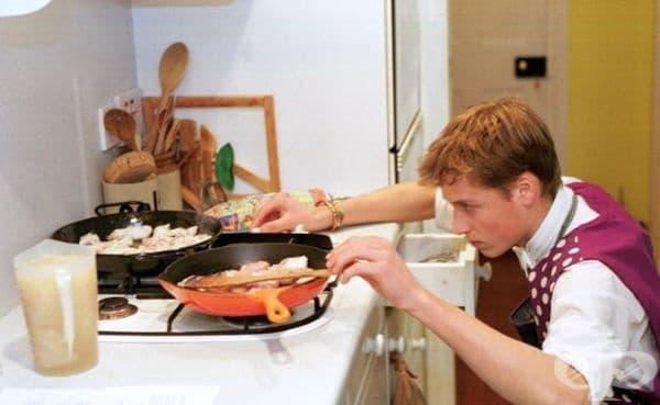Те харесват  домашно приготвените храни.