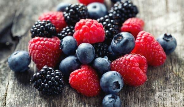 Горските плодове помогат за привеждане на кръвта в нормално състояние и като цяло имат положителен ефект върху здравето на организма. Малините и цариградското грозде например съдържат голямо количество салицилова киселина.