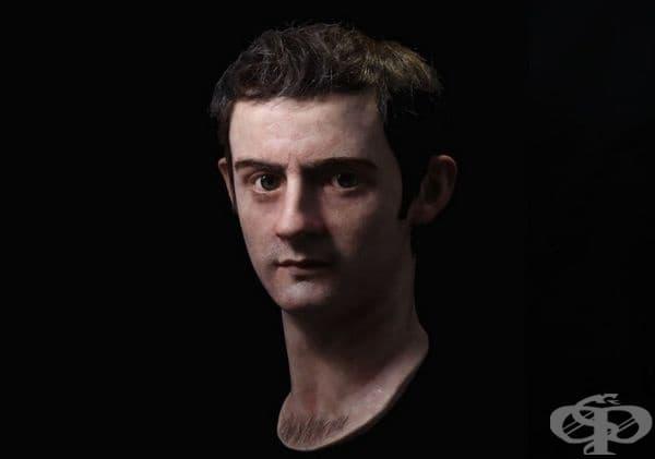 Ето така изглежда император Калигула според италианския скулптор.