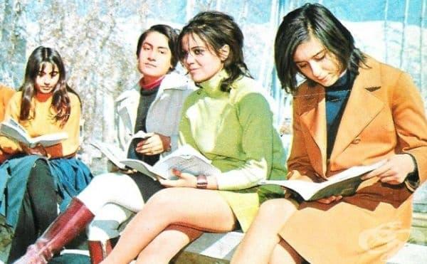 Иранските жени преди ислямската революция.