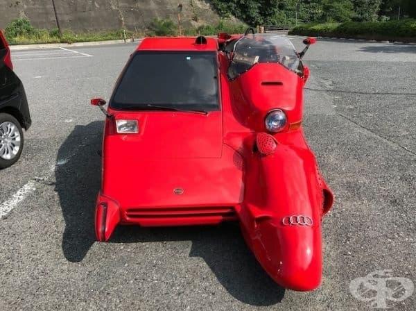 Не е автомобил, нито мотор, а какво?