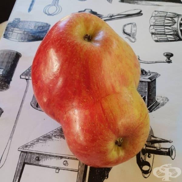 Една или две ябълки?
