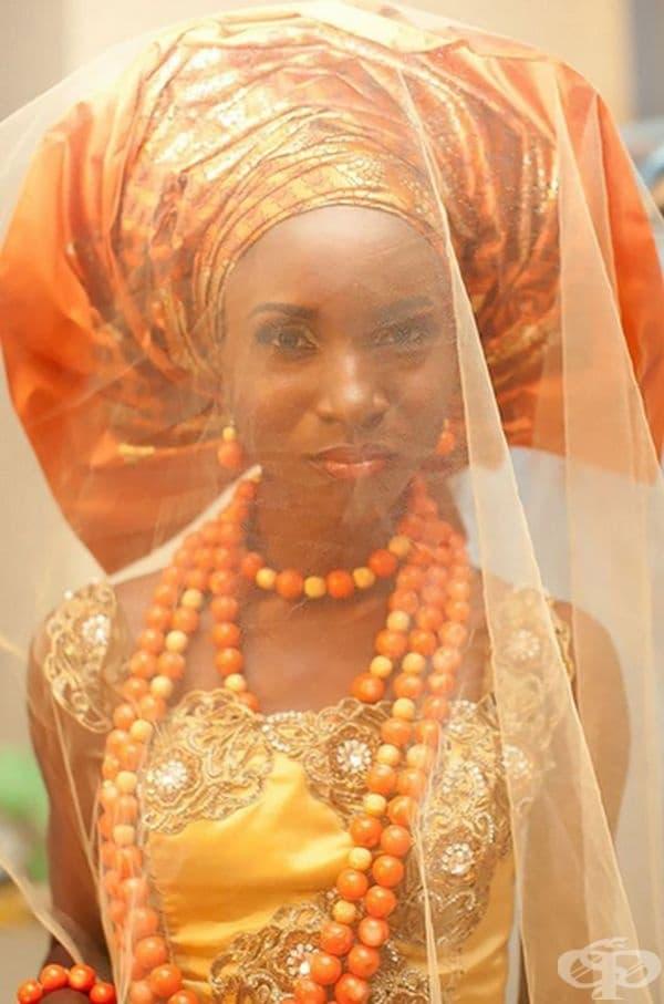 Нигерийска булка