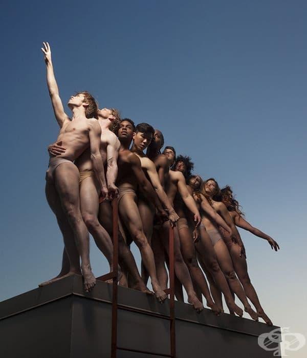 Тези танцьори сякаш не се поддават на закона на гравитацията! Вижте защо