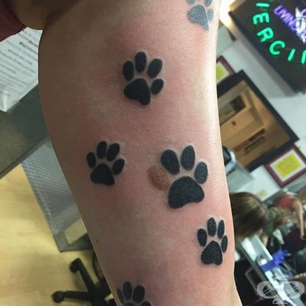 20 фантастични татуировки, които превръщат белезите в изкуство