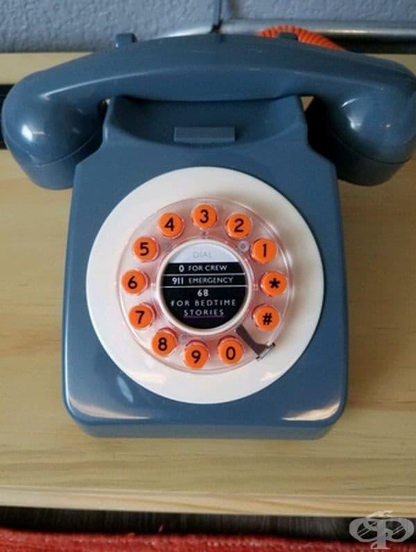 """На телефонен номер """"68"""" ще ви разкажат приказка за лека нощ."""