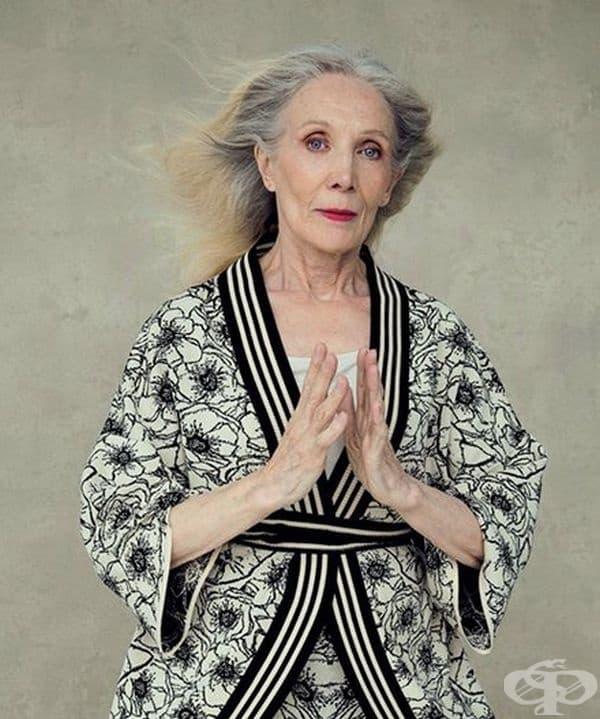 Ирина Белишева, 70 години.