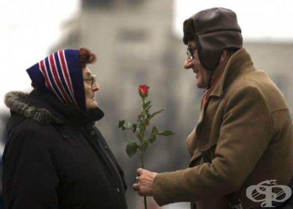 Любовта трае цял живот: Честване на Международния ден на жената в Белград.