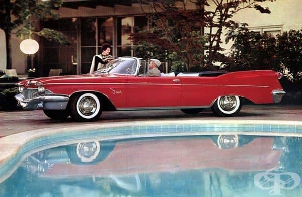 1960 Imperial кабриолет.