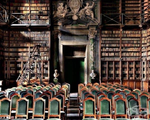 Академия на науките, Торино, Италия.