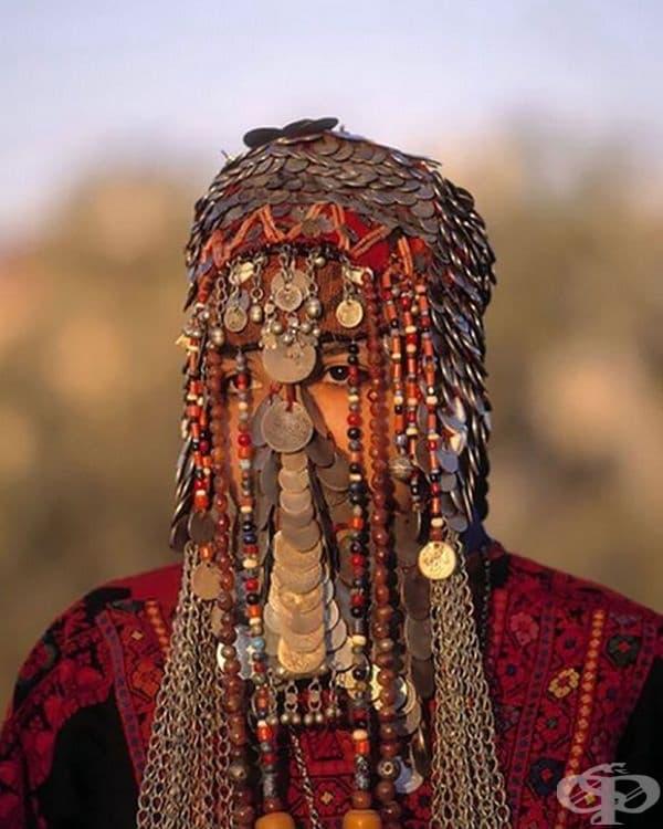 Бедуинска булка