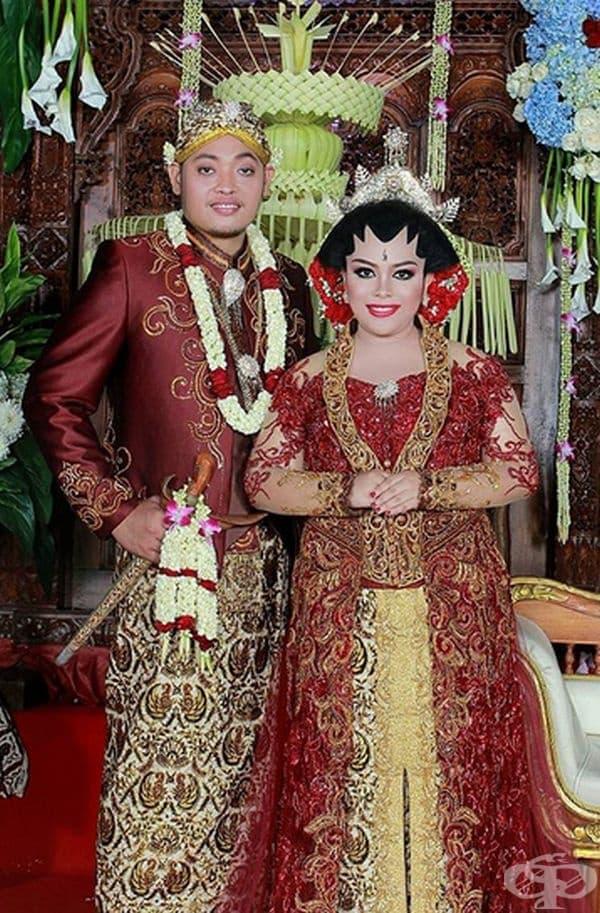 Яванска сватба