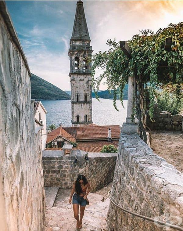 Пераст, Черна гора