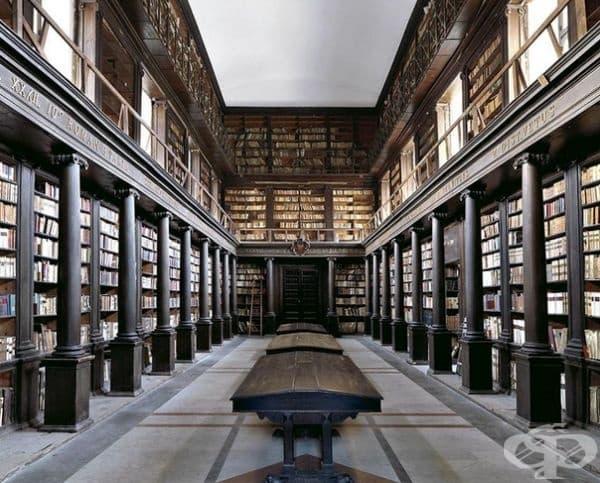 Обществена библиотека Палермо, Италия.