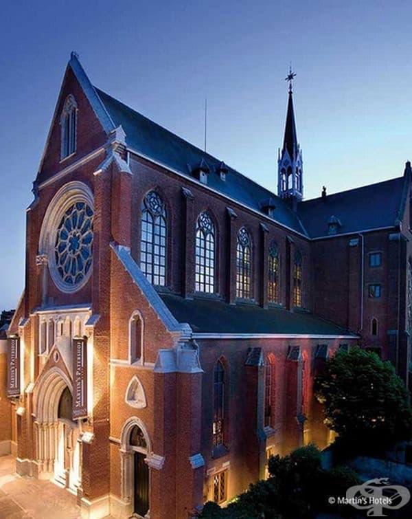 Martin's Patershof Church Hotel, Мехелен, Белгия