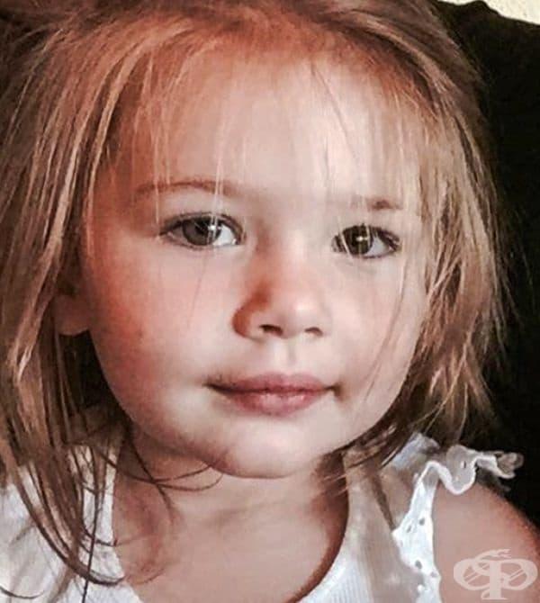 Джъстис Джей Екълс, 4 години