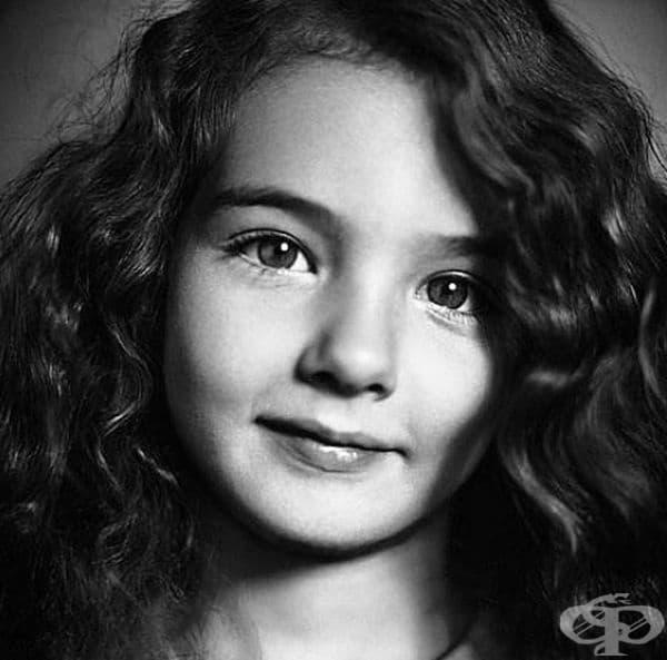 Дева Касел - дъщеря на Моника Белучи